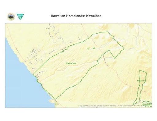 Standard Boundary Evidence Reports for Hawaiian Home Lands Boundary Survey
