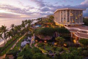 Hyatt Regency Maui Shoreline Certification Surveycation